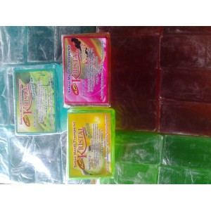 sabun wajah UV.WHITENING SOAP